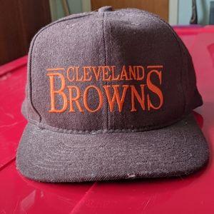 Vintage Cleveland Browns Snapback hat